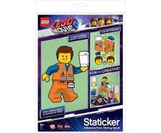LEGO 52370 Emmet Staticker Wandsticker