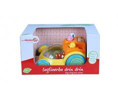 Globo Toys Globo – 5021 VITAMINA _ G Rasenmäher mit Rasseln Spielzeug