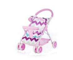 Chipolino kzkz01701zz Zara Zick Zack Puppe Kinderwagen
