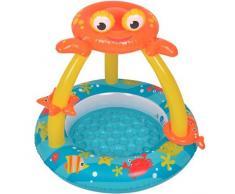 Best Sporting Baby-Pool Planschbecken Crab, 100 cm, rund