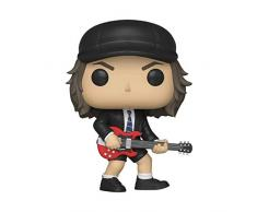 Funko 36318 POP Vinyl: Rocks: AC/DC: Angus Young w/Chase (Styles May Vary) Sammelbares Spielzeug, Mehrfarben
