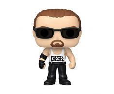 Funko 46845 POP WWE: Diesel w/Chase (Sonderausgabe) Sammelbares Spielzeug, Mehrfarben