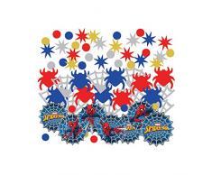 Amscan International 9902781 Confetti-Value 3pk Spiderman 3 Pack Konfetti