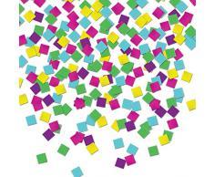 Beistle 8-Bit Tafelaufsatz Konfetti 0.5 oz mehrfarbig