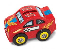 Melissa & Doug 18863 - Race Car Bank, DYO