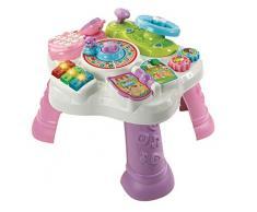 VTech 80-181554 Abenteuer Spieltisch rosa, Normalverpackung, mehrfarbig