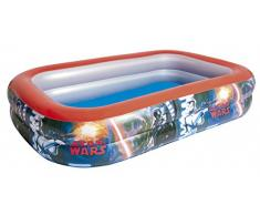 Bestway Planschbecken Star Wars Family Pool 262x175x51cm