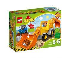 Lego 10811 Duplo Baggerlader, Bauspielzeug