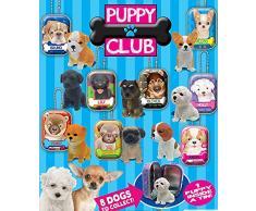 Puppy Club 14964-s Serie 1 Mini-Dosen mit Figur Rollo Bag