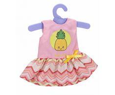 Nenuco – Geschenkset mit Kleiderbügel Ananas ,S