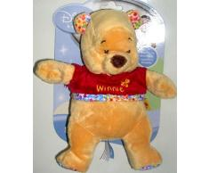 Joy Toy Disney 700689 - Winnie Puuh Baby, Winnie als Beanbag 23 cm