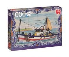 Jumbo Spiele 18542 Puzzle Portugiesische Fliesen aus Ferragudo, 1000 Teile