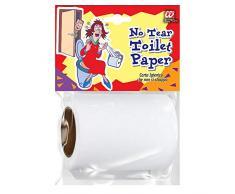 Scherzartikel Toilettenpapier 2 Rollen unzerreissbar Partygag