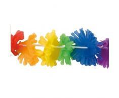 Bolandandoo Rainbow Girlanden, Mehrfarbig, 31480