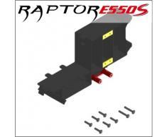 Thunder Tiger E550S Servo Tablett für ferngesteuertes Fahrzeug