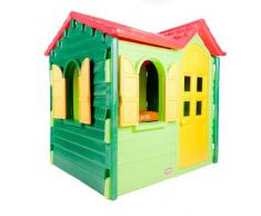 Little Tikes 440S00060 - Spielhaus Country, grün