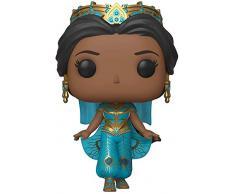 Funko 37024 POP Vinyl: Disney: Aladdin (Live Action): Jasmine Sammelbares Spielzeug, Mehrfarben, Einheitsgröße
