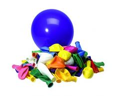 Unbekannt SportFit 330-98 - Luftballon, 30 cm, 100-er Set