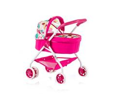 Chipolino kzkd01701ra Dolly Raspberry Puppe Kinderwagen