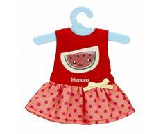 Nenuco – Geschenkset mit Kleiderbügel 35 cm Wassermelone