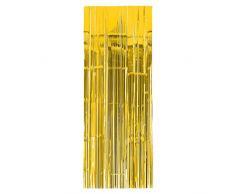 Amscan International 24200–09 91 cm x 2,43 m Sunshine gelb Tür Vorhang