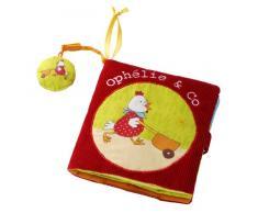 Lilliputiens Babybuch Stoffbuch Babyspielzeug Buch Ophelie