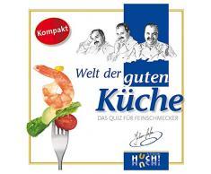 Huch & Friends 878403 - Welt der Guten Küche kompakt, Quizspiel