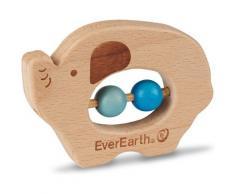 EverEarth EE33675 - Greifring Elefant Babyspielzeug