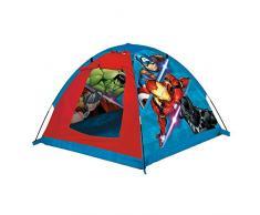 John 78114 Marvel Avengers Thor Hulk Ironman Captain America Kinder Gartenzelt Spielzelt