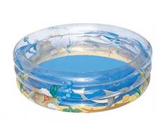 Bestway Transparent Sea Life Pool 150x53 cm, Planschbecken