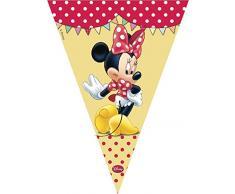 Disney 2,3 m café Minnie Maus Wimpelkette Banner