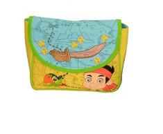 Disney Junior Jake und die Nimmerland-Piraten Rest-Set mit Fleece Decke