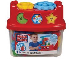 Mega Bloks Build n entdecken sie Badewanne
