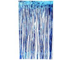 Amscan International 24200–105 91 cm x 2,43 m Bright Royal Blau Tür Vorhang