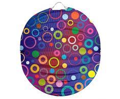 Folat Laterne Crazy Disco 23 cm