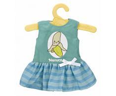 Nenuco – Geschenkset mit Kleiderbügel 35 cm Banane
