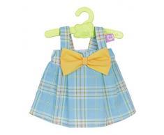 Nenuco Baby - Kleidungsstück mit Kleiderbügel, 42 cm (Famosa 700012824), Kleine Quadrate