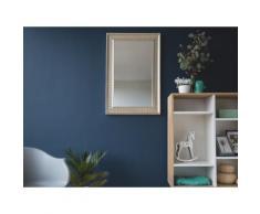 Wandspiegel gold 60 x 90 cm CASSIS