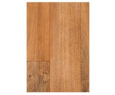 PVC Boden Vinyl Bodenbelag Holzdielen 1,2 mm Dicke Eiche 300 x 400 cm. Weitere Farben und Größen verfügbar