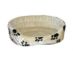 PERLA Korb Pfoten für Hunde