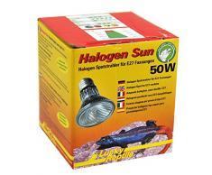 Lucky Reptile HS-50 Halogen Sun, 50 W, Wärmestrahler für E27 Fassung
