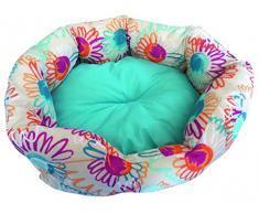 Croci Hund Oval Etagenbett Fleur,