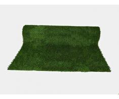 Gardiun Kunstpflanze, 1 x 5 m Highlands Pro 20 mmMemory-Effekt, Grün
