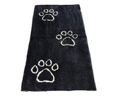 Dog Gone Smart Dirty Dog Fußmatte, Runner, schwarzer Farbton