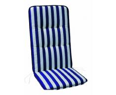Best 05200268 Sesselauflage hoch 120 x 50 x 6 cm, Dessin 0268
