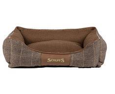 Scruffs Windsor Hundebett, mittelgroß, Kastanienbraun