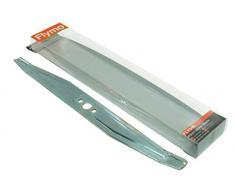 Flymo 5118647907 fly048 Metall Rasenmäher Klinge für Turbo Lite 400, mehrfarbig, 40 cm