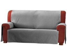 Zoco Sofa Überwurf 4 Sitzer Fb. 26-grau