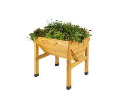 Veg Gartenkorb Mini Garten Übertopf – Natur