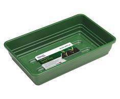 Stewart 2380004 52 cm extra tief Samen Tablett mit Löchern, grün